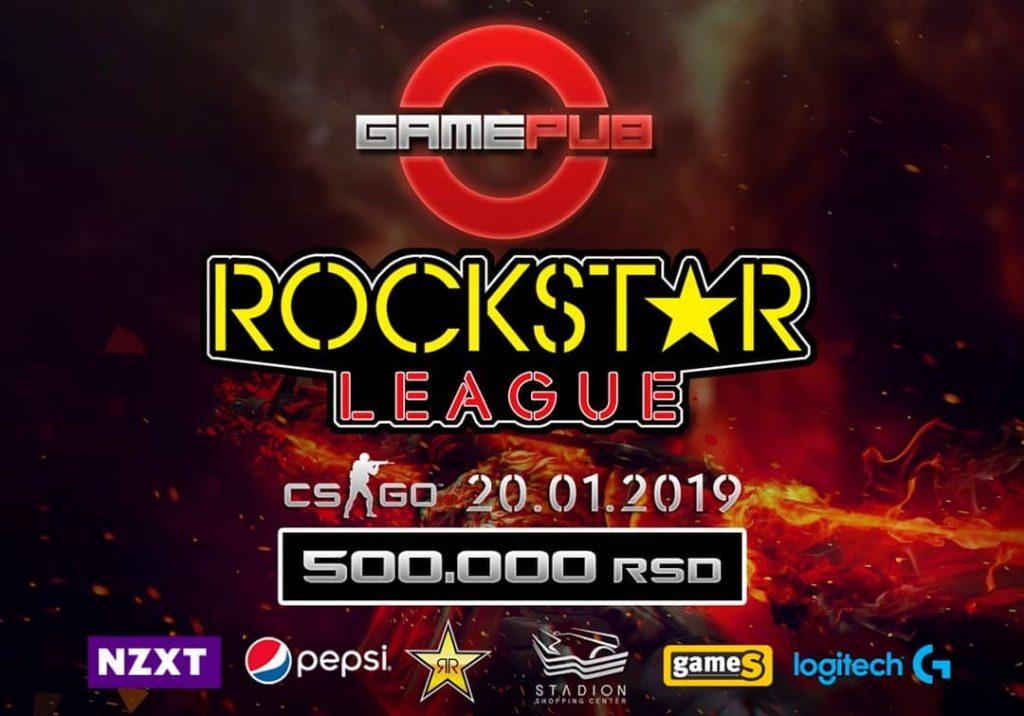 Rockstar league